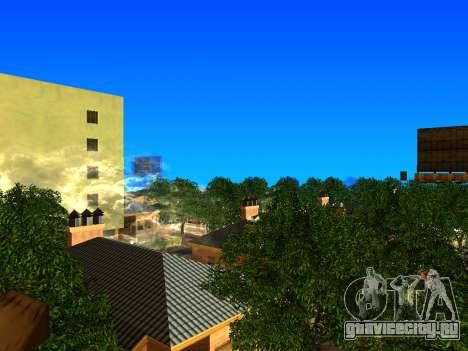 Relax City для GTA San Andreas четвёртый скриншот