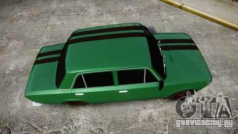 ВАЗ-2101 Копейка для GTA 4 вид справа