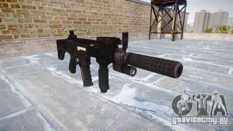 Автомат LK-05 Vertical Grip icon1 для GTA 4