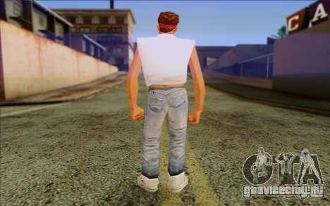 Cuban from GTA Vice City Skin 1 для GTA San Andreas второй скриншот