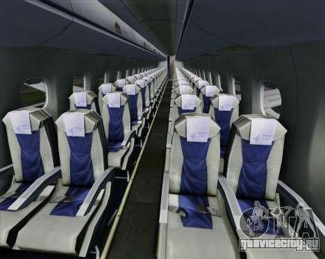 Embraer E-190 Virgin Blue для GTA San Andreas колёса