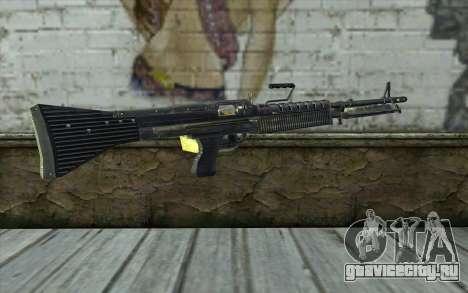 M60 from Battlefield: Vietnam для GTA San Andreas второй скриншот