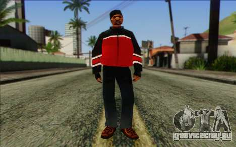 Hood from GTA Vice City Skin 2 для GTA San Andreas