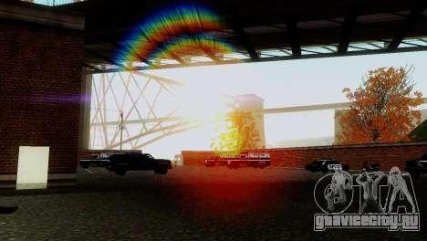 Новые транспортные средства в SFPD для GTA San Andreas пятый скриншот