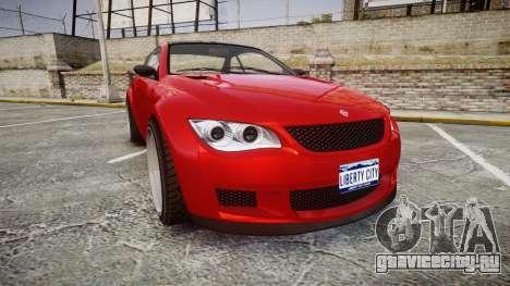 GTA V Ubermacht Sentinel XS для GTA 4