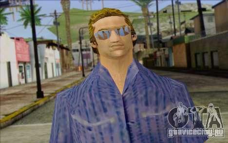 Vercetti Gang from GTA Vice City Skin 1 для GTA San Andreas третий скриншот