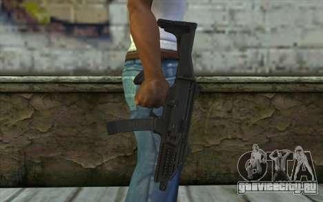 CZ-3A1 Scorpion (Bump Mapping) v3 для GTA San Andreas третий скриншот