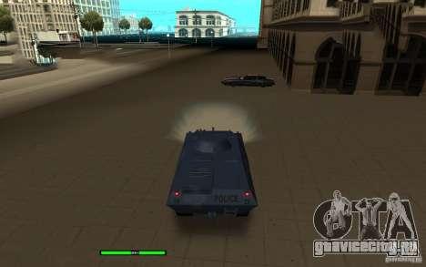 Car Indicator (HP) для GTA San Andreas второй скриншот
