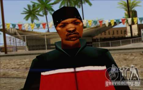 Hood from GTA Vice City Skin 2 для GTA San Andreas третий скриншот