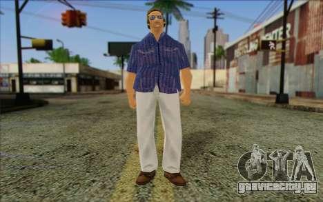 Vercetti Gang from GTA Vice City Skin 1 для GTA San Andreas