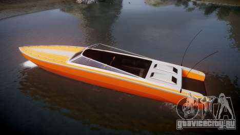 GTA V Shitzu Jetmax для GTA 4 вид слева