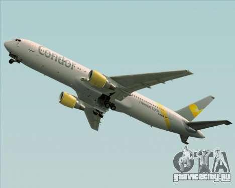 Boeing 767-330ER Condor для GTA San Andreas