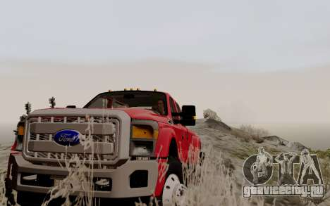 ENBSeries For Low PC v3.0 (SA:MP) для GTA San Andreas четвёртый скриншот