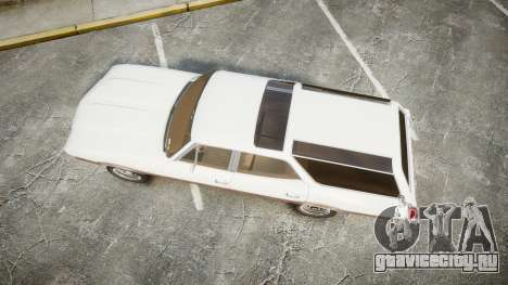 Oldsmobile Vista Cruiser 1972 Rims1 Tree3 для GTA 4 вид справа