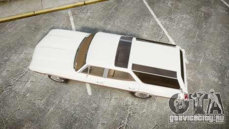 Oldsmobile Vista Cruiser 1972 Rims1 Tree3 для GTA 4 вид справа