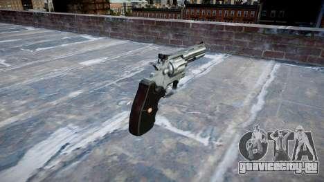 Револьвер Colt Python .357 Elite для GTA 4 второй скриншот