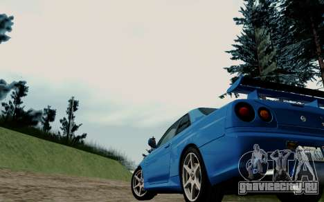 ENBSeries For Low PC v3.0 (SA:MP) для GTA San Andreas второй скриншот