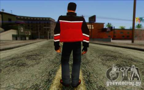 Hood from GTA Vice City Skin 2 для GTA San Andreas второй скриншот