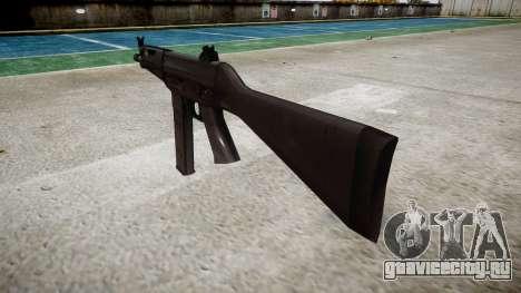 Пистолет-пулемет Taurus MT-40 buttstock1 icon4 для GTA 4 второй скриншот