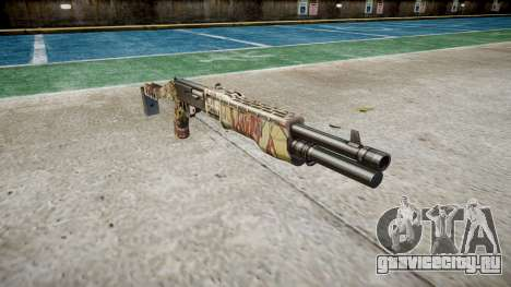 Ружьё Franchi SPAS-12 Ronin для GTA 4