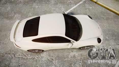 Ruf RGT-8 для GTA 4