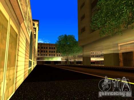 Relax City для GTA San Andreas второй скриншот