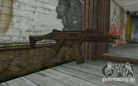 CZ-3A1 Scorpion (Bump Mapping) v3 для GTA San Andreas