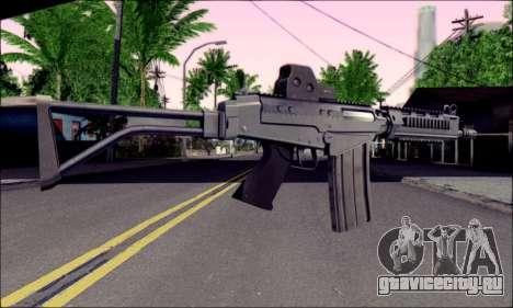 SA58 OSW v2 для GTA San Andreas второй скриншот