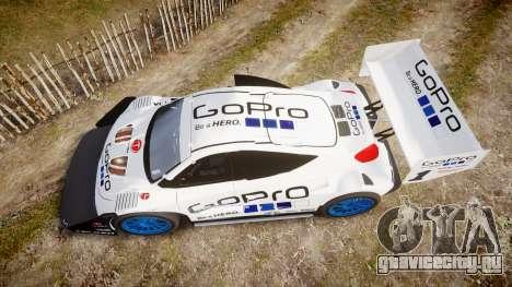 Suzuki Monster Sport SX4 2011 для GTA 4 вид справа