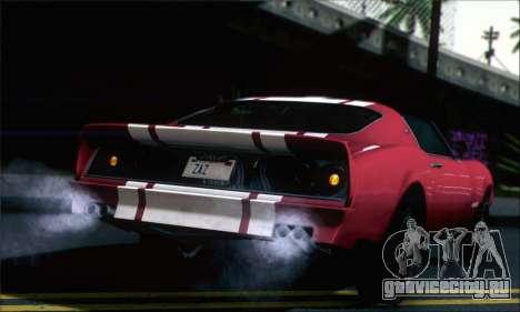 GTA 5 Phoenix для GTA San Andreas вид справа