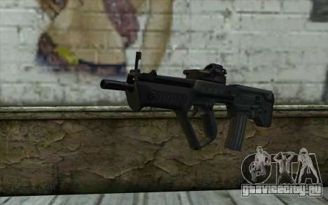 TAR-21 Bump Mapping v3 для GTA San Andreas