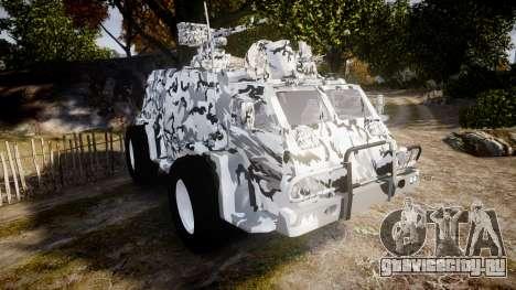 ГАЗ-3937 Водник для GTA 4