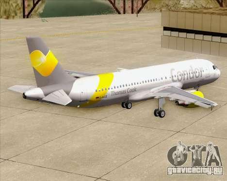 Airbus A320-212 Condor для GTA San Andreas