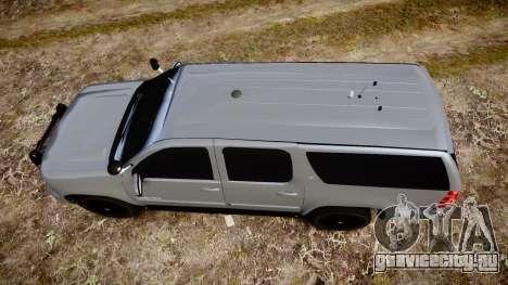 Chevrolet Suburban [ELS] Rims2 для GTA 4 вид справа