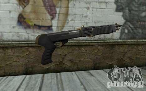 Дробовик from Half - Life Paranoia для GTA San Andreas второй скриншот