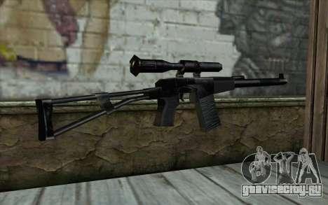 ВАЛ from Half - Life Paranoia для GTA San Andreas второй скриншот