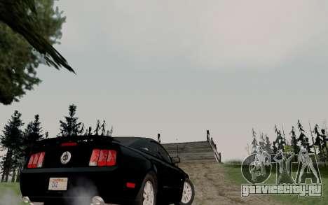 ENBSeries For Low PC v3.0 (SA:MP) для GTA San Andreas седьмой скриншот