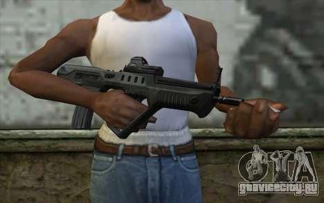 TAR-21 Bump Mapping v1 для GTA San Andreas третий скриншот