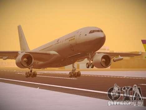 Airbus KC-45A (A330-203) Australian Air Force для GTA San Andreas