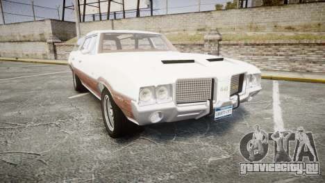 Oldsmobile Vista Cruiser 1972 Rims1 Tree3 для GTA 4