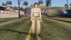 Mila 2Wave from Dead or Alive v12 для GTA San Andreas