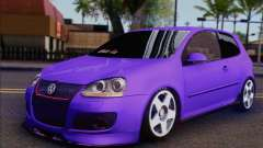 Volkswagen Golf Mk5 GTi Turkish Tuned для GTA San Andreas