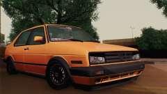 Volkswagen Jetta Mk2 купе для GTA San Andreas