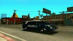 FCPD Ford Explorer 2013 для GTA San Andreas