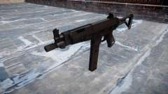 Пистолет-пулемёт Taurus MT-40 buttstock2 icon2