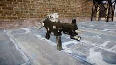 Пистолет-пулемёт UMP45 Ghotex для GTA 4