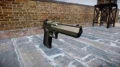 Пистолет IMI Desert Eagle Mk XIX Black