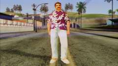 Diaz Gang from GTA Vice City Skin 1 для GTA San Andreas