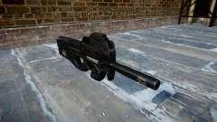 Пистолет-пулемёт Fabrique Nationale P90 silenced