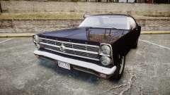 Ford Fairlane 500 1966 для GTA 4